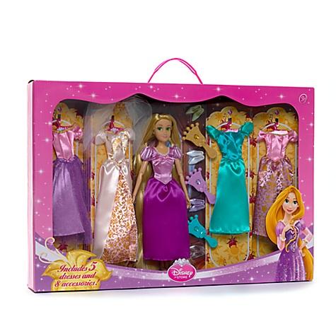disney princess nuevas mu ecas de rapunzel en disney store new dolls of rapunzel in disney store. Black Bedroom Furniture Sets. Home Design Ideas