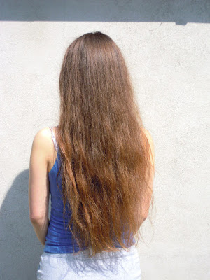 Niedziela dla włosów 29.06.2015 A już jutro wyjeżdzam :/
