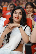Samantha sizzling in white saree-thumbnail-5