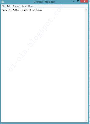 notepad untuk mkv