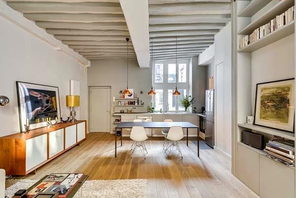Ordinaire Architecte Renovation Appartement Paris #4: 0garconniereparis7.jpg
