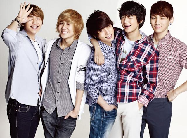shinee, taemin, onew, minho, key, jonghyun