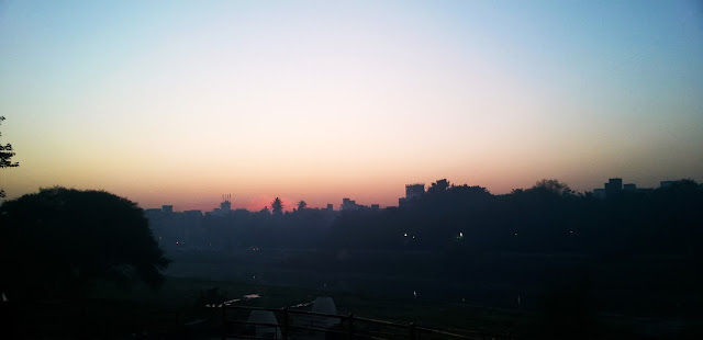 Pune, river, mutha