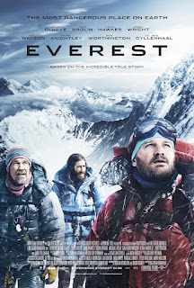Everest Movie Poster 1
