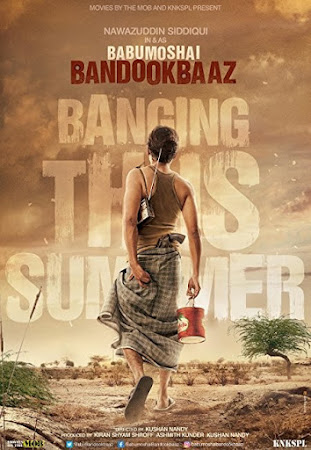 Poster Of Hindi Movie Babumoshai Bandookbaaz 2017 Full HD Movie Free Download 720P Watch Online