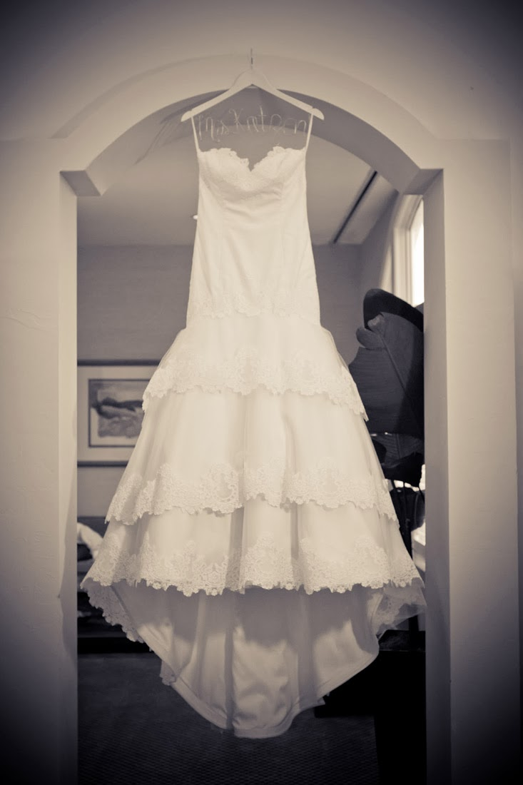 Custom Wedding Dress Hangers 59 Unique Lori hung her breathtaking