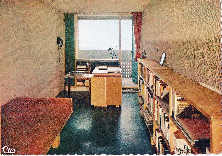Couvent de la Tourette par Le Corbusier Blog-modulor-moine-corbusier-2
