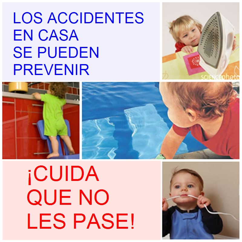 Prevencion De Accidentes En Ninos