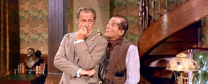 Stanley Holloway My Fair Lady