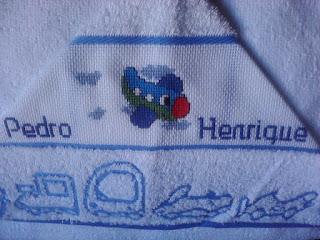 Toalha de capuz cod: 0637