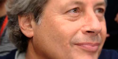 El escritor italiano Alessandro Barico llega a Bogotá