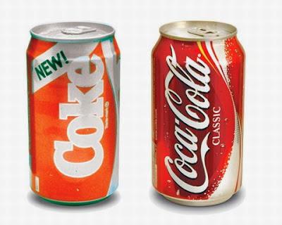 Lon nước ngọt Coca-cola