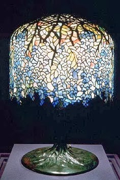 authentic tiffany lamp expert authentic tiffany lamps as. Black Bedroom Furniture Sets. Home Design Ideas
