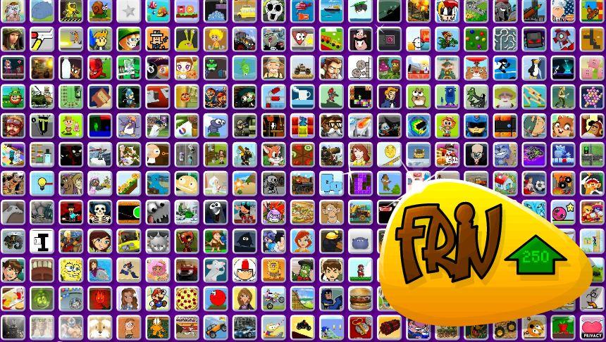 friv online games