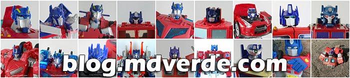 Blog de Transformers de mdverde