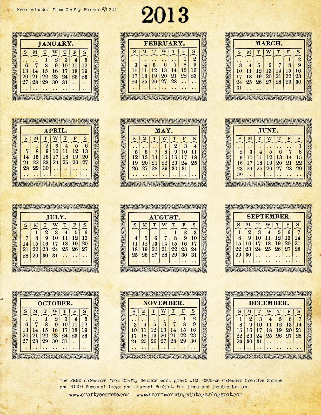 Как сделать свой календарь 2016 своими руками