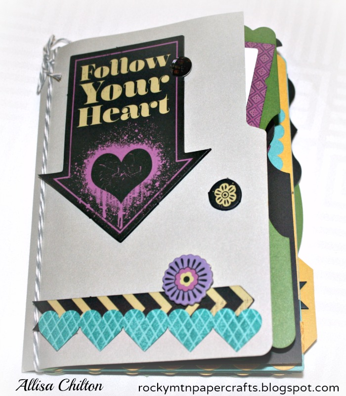Rocky Mountain Paper Crafts: New Cricut Artbooking Collection!