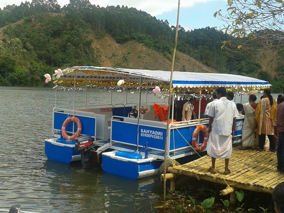 munnar chengulam dam, how to reach chegulam dam