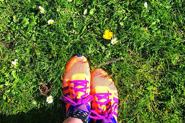 race for life blogger running cancer research uk
