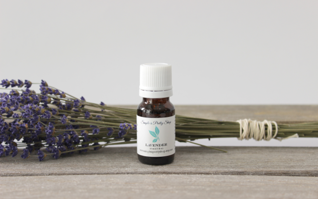 Lavender Essential Oil 10ml - Simple is Pretty Etsy Shop
