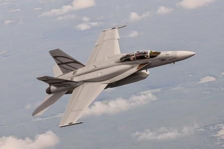Sexta Geração: Futuro Super Hornet Pode Desistir de Ser Furtivo