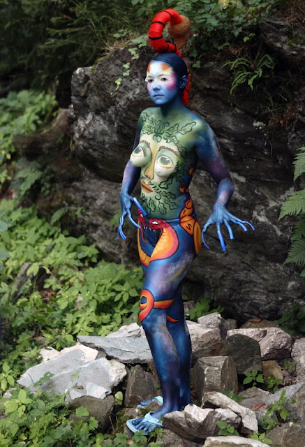 World Body Painting Festival 2011