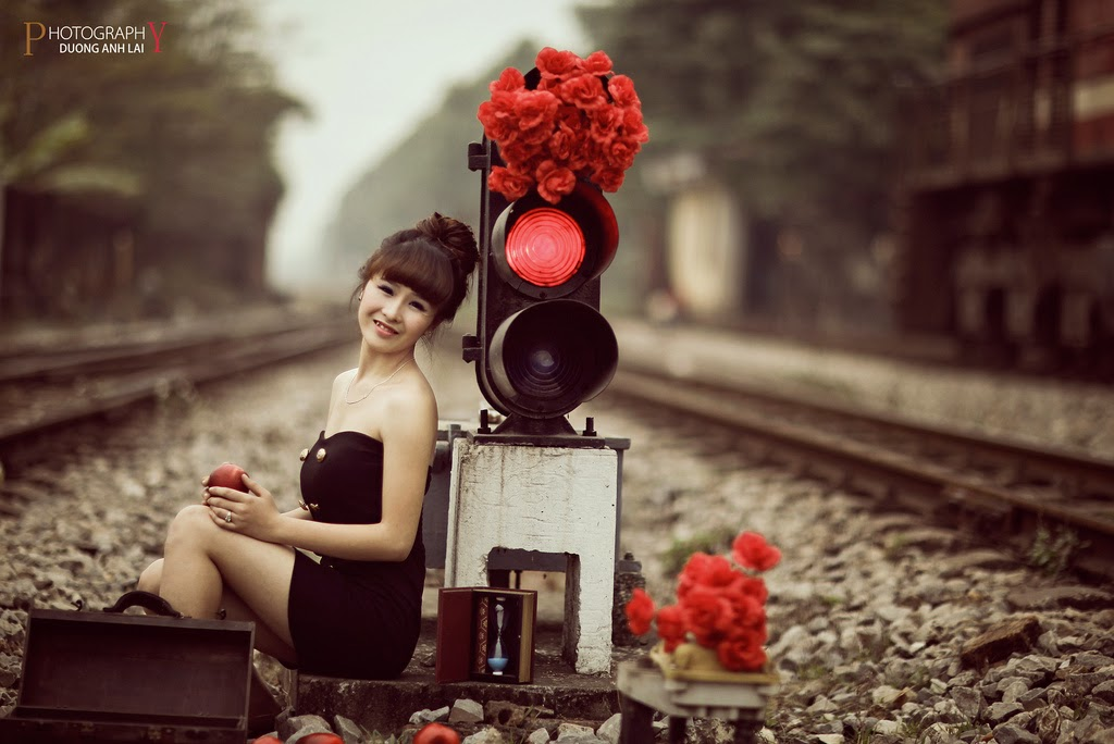 Ảnh đẹp girl xinh HD Việt Nam: Bóng hồng - Ảnh 06