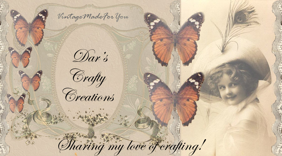 Dar&#39;s Crafty Creations