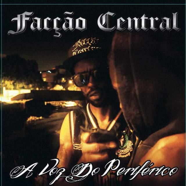 """Saiu a track list do album """"A voz do periférico"""" do Facção Central #DumDum"""