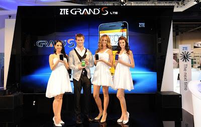 ZTE Grand S - tecnogeek.es