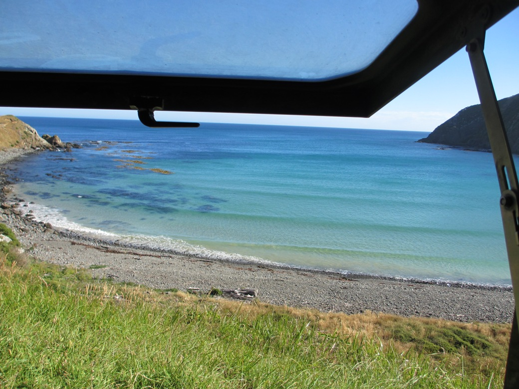 Senderismo Nueva Zelanda