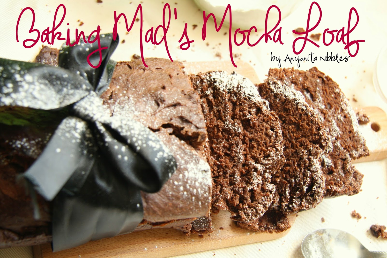 Baking Mad's Mocha Loaf from Anyonita Nibbles