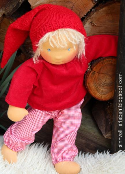 Puppe Gustav