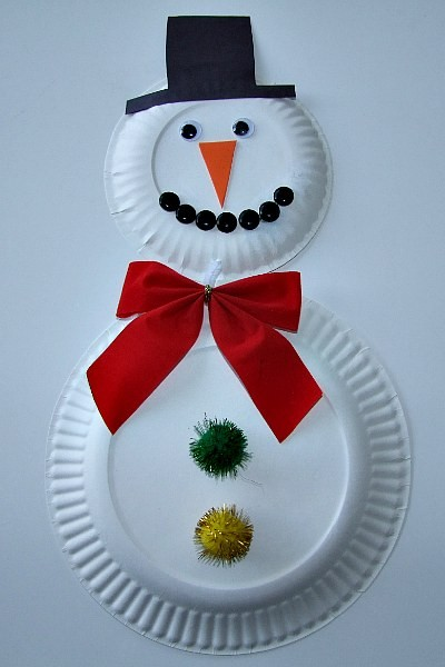 ... paper plate snowman Let\u0027s make a paper plate snowman craft this one will shine and sparkle ... & Paper plate snowman | Homework Academic Writing Service