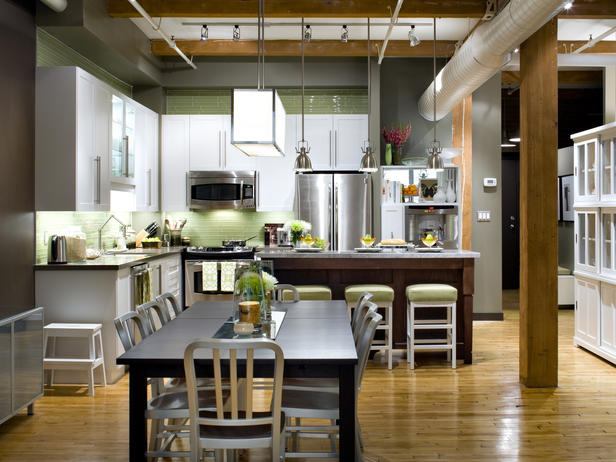 Kitchen Designs Ideas 2011 by Candice Olson  Home Interiors
