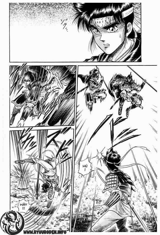 Chú Bé Rồng - Ryuuroden chap 18 - Trang 4