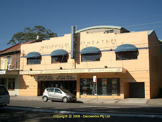 Roseville cinema