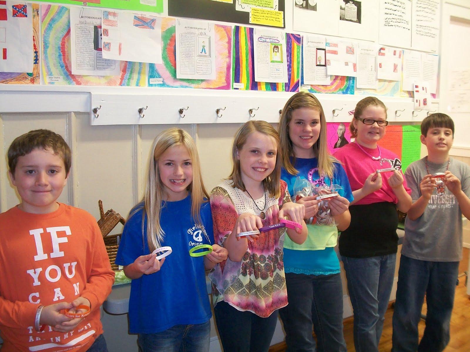 fourth grade girls