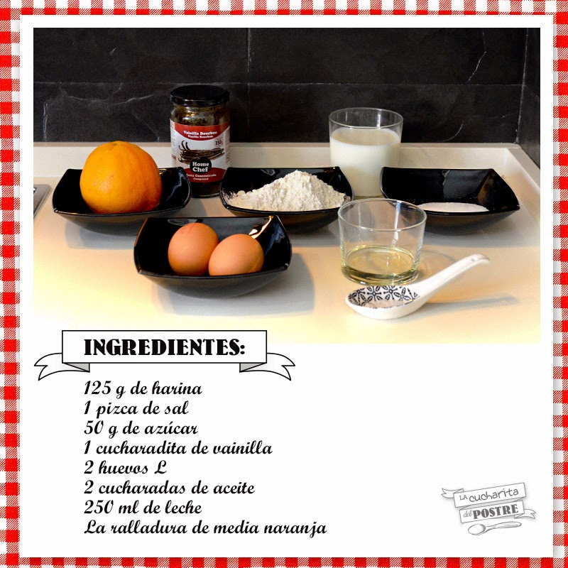 crepas ingredientes