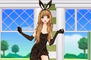 Tavşan Kulak Kız