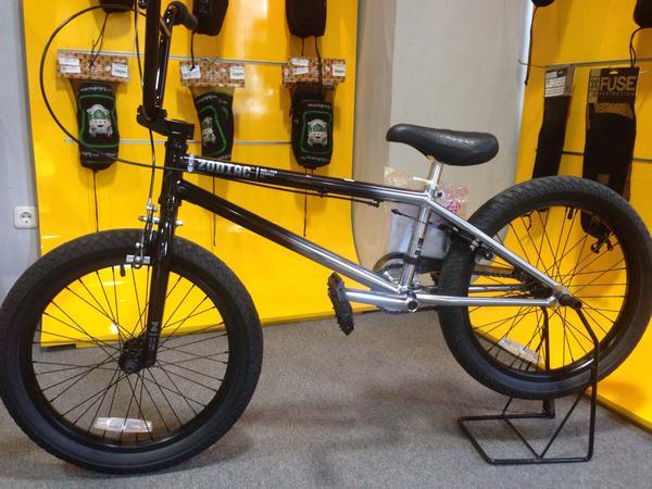 Sepeda BMX WTP Zodiac Rp 8450000