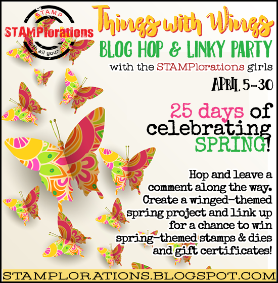 Stamplorations giveaway