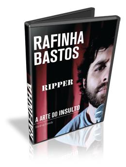 Download DVD Rafinha Bastos A Arte do Insulto 2011 (AVI + RMVB)