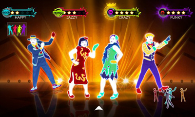 Top 40 Tracks of Just Dance 3