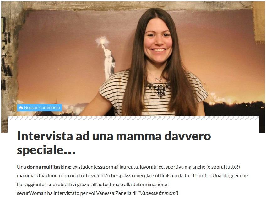 INTERVISTA SU SWMagazine