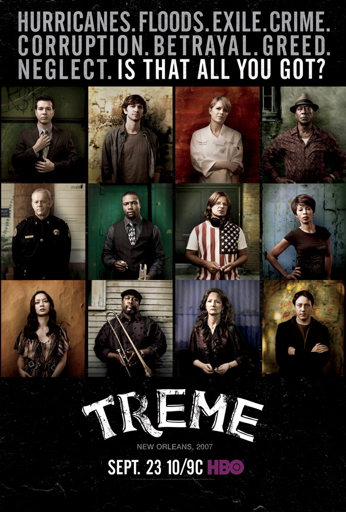 Treme capitulo 3x03 Sub Espaol