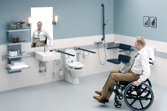 Adesivo De Espelho Para Banheiro ~ Cadeiranteé gente como a gente Dicas bacanas para