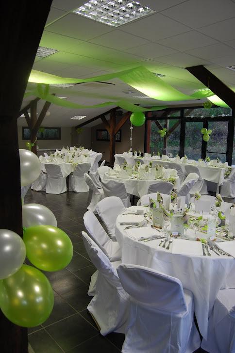 Mariage Brest salle de reception