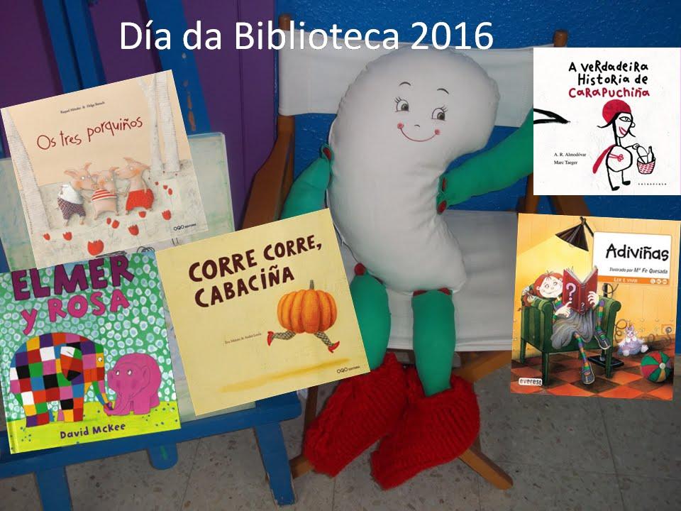 Día da Biblioteca 2016