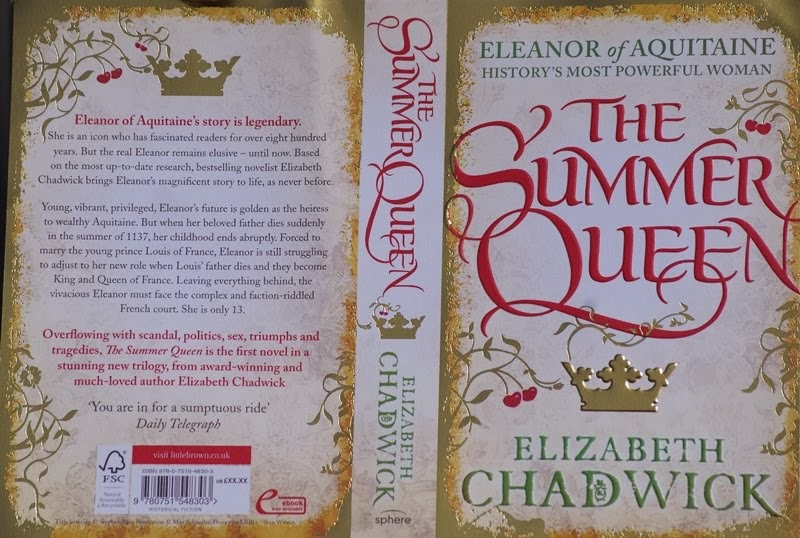 THE SUMMER QUEEN UK PAPERBACK COVER